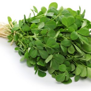 Fenugreek (Methi) (2 bundles)